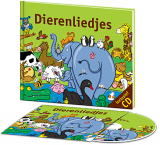 Dierenliedjes, incl. CD